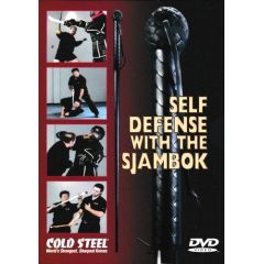 Self Defense with the Sjambok