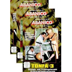 Tonfa DVD-Set